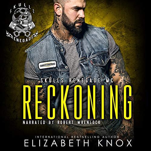 Reckoning audiobook Elizabeth Knox Island Audio