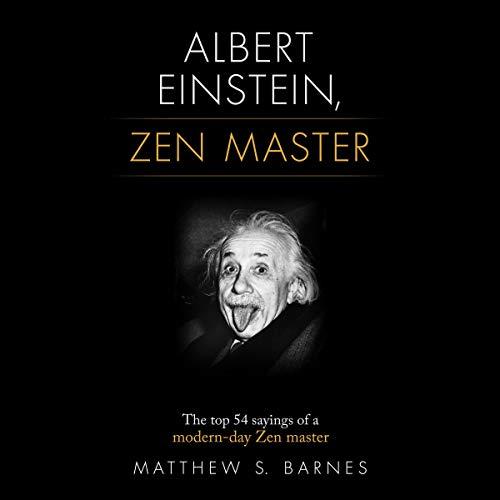 albert einstein zen master